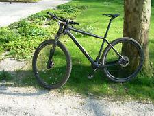Cannondale F-Si Carbon Black Inc. Mountainbike, 2015 29, Size L
