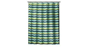 Missoni For Target Shower Curtain - Teal