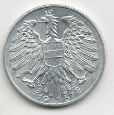 5 Schilling 1957- 2. Republik