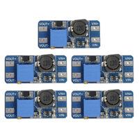 Blue MT3608 2A DC-DC Step Up Power Apply Module Booster Voltage Power Module