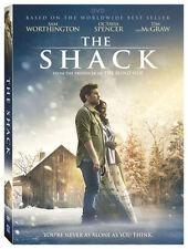 THE SHACK (Sam Worthington) - DVD - Region 1