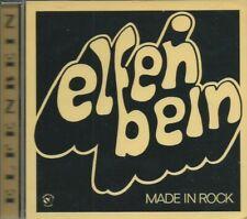 ELFENBEIN - MADE IN ROCK 1977 GERMAN PROGRESSIVE HARD ROCK TRIO REMASTERD SLD CD
