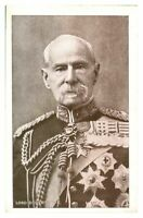 Antique WW1 postcard military portrait Lord Roberts VC