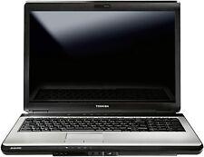"""Toshiba Satellite L350 T3000 4GB 128GB SSD 17.3 """" Scrwin 10 Pro"""