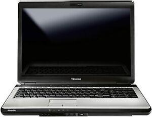 """Toshiba Satellite L350  T3000 4GB 128GB SSD 17.3"""" ScrWin 10 Pro"""