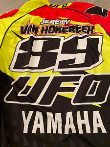 Maglia VAN HOREBEEK # 89 motocross racer jersey shirt