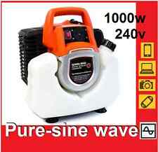 New powerful Original PureSine Inverter Generator Portable Camping Caravan Tent*