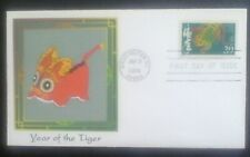 First day of issue 2006 Honoring Year of the Tiger, Chinese New Year #3895c