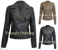 Polyester Outdoor Biker Jackets for Women