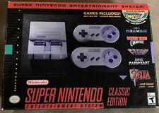 Super Nintendo Mini Entertainment System: Super NES Classic Edition