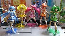 Smile PreCure Happy Sunny Peace March SHF S.H.Figuarts Figure Set Pretty Cure