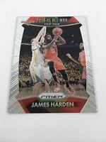 2015-16 Panini Prizm James Harden All Star 378 MVP Hot Rockets