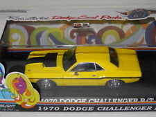 Véhicules miniatures noirs Greenlight pour Dodge