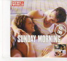 (FR164) News Of The World Presents: Sunday Morning Vol 2 - 2005 CD