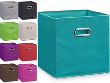 Aufbewahrungsbox Korb Regalkorb Box Vlies Faltbox Stoffbox 28cm x 28cm x 28cm