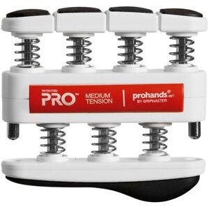 Gripmaster Pro Hand and Finger Exerciser, Choose from 5 grip strengthener levels