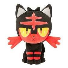 Pokemon Sun Moon Plush Toys Litten 7in Stuffed Doll Toys Kids Gift