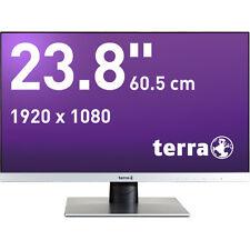 3031224 Terra LED 2462w Silber Dp/hdmi Greenline plus