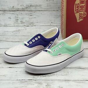 RARE VANS Era Checker Evolution Size 9.5 Men's Multicolor Sneaker VN0A54F14FU