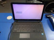 Hp Laptop Model 15-1033 WM Needs Reset
