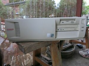 vintage Windows 98 desktop computer 4gb - 64mb Pentium ll