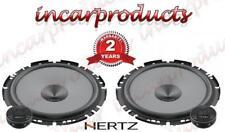 "Hertz Uno K170 17cm 6.7"" Component System Car Audio Stereo Speaker 280w"