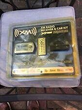 XM Radio Receiver w/car kit