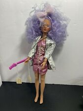 1986 Hasbro Shana - Jem & The Holograms Doll - Near Complete