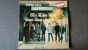 STEPHEN STILLS - MANASSAS .           2LP.