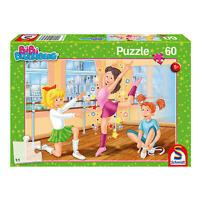 Schmidt Spiele Bibi Blocksberg In der Ballettschule 60 Teile Kinderpuzzle Puzzle