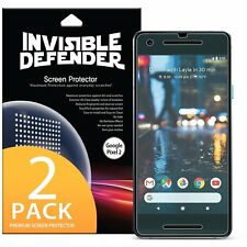 Google Pixel 2 Screen Protector | Ringke® Invisible Defender Full Coverage [2pc]