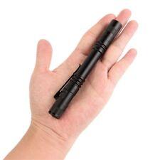 Portable Mini Small Pocket Flashlight Tactical XPE LED Pen Light Torch Lamp