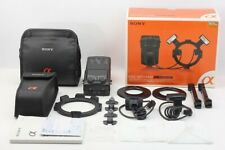 Sony Macro Twin Flash Kit HVL-MT24AM Accessories Original Box*26246 EXC++