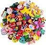30 Mixed Pvc Shoe Charm Lot Different Shoe Charms for Croc And Jibbitz Wristband