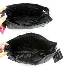 X2 Periea Handbag Organisers Travel Insert Organizer Black Small & Medium -Tina