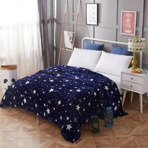 Bed Sheet Bed Spread Comfy Blankets For Winter Super Soft Fabric Portable Warm