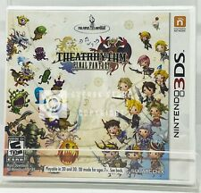 Theatrhythm Final Fantasy - Nintendo 3Ds - Brand New | Factory Sealed