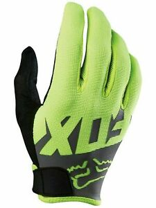 Fox Racing 2020 Ranger Gloves Mountain Bike BMX MTX MTB Gloves FLO YELLOW
