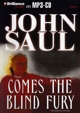 John SAUL / COMES the BLIND FURY    [ABR Audiobook ]