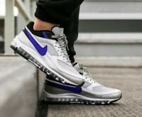 Nike Air Max 97 BW Size 7 UK Metallic Silver Genuine Authentic Mens Trainers