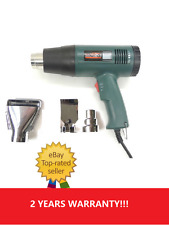 D08 Heat Gun Temperature+3 Nozzles Power Tool 1500 Watt Heatgun Hot Air Dual