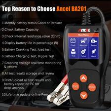 12V Car Battery Load Circuit Tester Cranking Charging Circut Tester Analyzer US