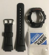 Casio  Original   Black  Band   G-2900-1   G-2900  &  BEZEL G-2900  Black  G2900