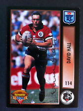 Autographed 1994 Season NRL & Rugby League Trading Cards