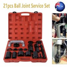21 pcs Ball Joint Auto Repair Remover Install Adapter Tool Set Service Kit XT