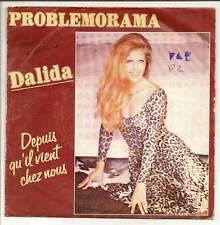 DALIDA 70 45 tours Single PROBLEMORAMA 49468  F Reduit
