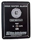 Ultra Bilge Alarm A-201S (Extra Loud) 103 db High Water Alarm w/test/mute A-201S photo