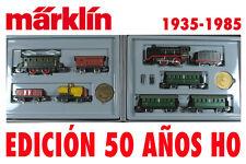 MÄRKLIN 0050 H0. Edición 50 aniversario 50th H0 de 1985. NUEVO a ESTRENAR !!