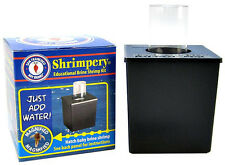 SAN FRANCISCO BAY BRAND BRINE SHRIMP SHRIMPERY HATCH FISH FOOD. FREE SHIP TO USA