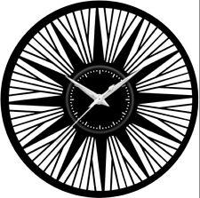 Orologio disco vinil clock orologio da parete  sole